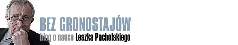 Bez gronostajów - Leszek Pacholski o nauce, nauczaniu i biznesie